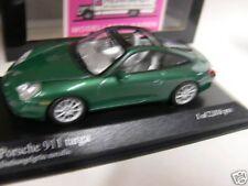 1/43 Minichamps Porsche 911 Targa 2001 grünmetallic 400 061062