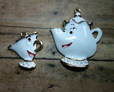 Beauty and the Beast: Mrs. Potts and Chip 2-piece set