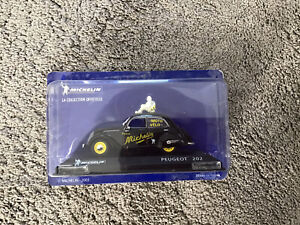 Michelin Peugeot 202 Car Promotinal Model Scale 1/43RD 2005