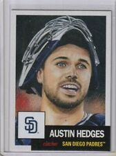 Austin Hedges Topps Living Set Week 17 San Diego Padres #51