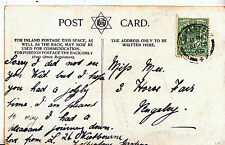 Genealogy Postcard - Family History - Mee - Horse Fair - Rugeley   U3420