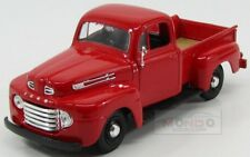 Ford Usa F-1 Pick-Up 1948 Red Maisto 1:25 MI31935R