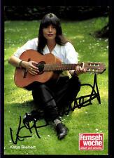 Katja Bienert Autogrammkarte Original Signiert ## BC 54894