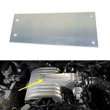 Intake cover Ford Falcon V8 efi EB ED EF EL AU 302 aluminium plate Windsor 5.0