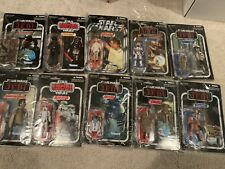 Star Wars Vintage Collection Action Figures Lot