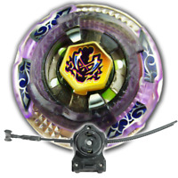 Beyblade Scythe Kronos Metal Fight 4D BB-113 With LL2 Launcher and Rip Cord