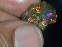 Details about  /100 /% Natural Welo Fire Ethiopian Opal Rough Size 3x5mm Gemstone Lots Rough-1