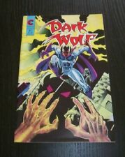 DARK WOLF ISSUE 31 ONLY THE YOUNG DIE GOOD! ETERNITY COMICS EXCELLENT COND. 1988