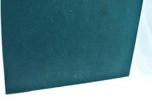 CUSTOM OVAL ROUND TABLE PAD DARK GRAIN 53 X 43 OR 82 X 43 USED DINING BREAKFAST