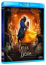 LA BELLA E LA BESTIA - Live Action (BLU-RAY) WALT DISNEY con Emma Watson