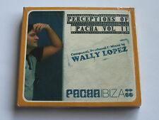 Perceptions Of Pacha Vol II - Wally Lopez (2 x CD Album) New Sealed