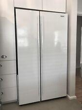 Westinghouse 700L side by side fridge/freezer