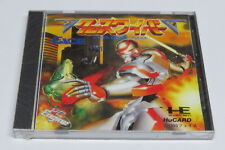Cross Wiber Cyber Combat Police NEC PC Engine HuCard GT LT * Brand NEW Sealed *