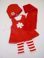 Für my little Baby Born 32 cm Kleidung Puppenkleidung 5-tlg NEU