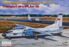 Eastern Express 1/144 Antonov An-26 Aeroflot Civil Airliner