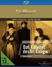 VARIOUS - DAS CABINET DES DR.CALIGARI BD  BLU-RAY NEU