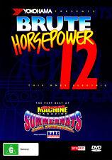 OFFICIAL Street Machine SUMMERNATS 12 DVD! V8s Burnouts