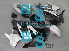 Black silver Fairing For Suzuki GSX600F GSX750F Katana 2004 2005 2003-2006 1 C2