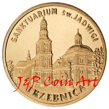 2009 Coin of Poland  2zl Cities in Poland Trzebnica