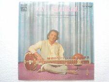 RAVI SHANKAR RAGA KAMESHWARI SITAR 1972 RARE LP CLASSICAL INSTRUMENTAL INDIA EX