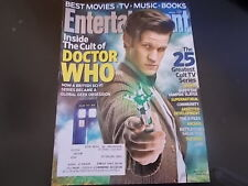 Doctor Who, Matt Smith - Entertainment Weekly Magazine 2012