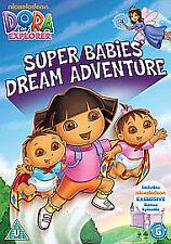 Dora The Explorer - Super Babies Dream Adventure (DVD, 2011)