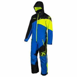 KLIM RIPSA ONE PIECE SUIT SKYDIVER BLUE LARGE BRAND NEW W/TAGS