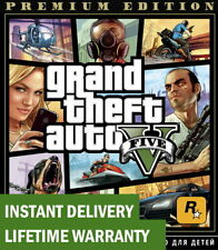 GTA 5 PC (instant delivery) Epic Games
