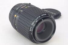 PENTAX-Una PK/A 100mm F4 Macro