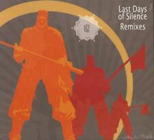 B12 - Last Days Of Silence ( Remixes, CD 2008 ) NEW / SEALED