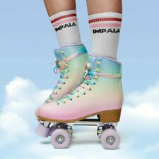🔥 ON HAND 🔥 SIZE 7 8 9 10 IMPALA QUAD ROLLER SKATE - PASTEL FADE SHIPS TODAY!!