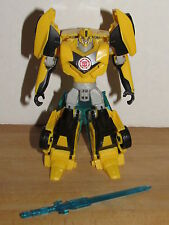 Transformers Robots in Disguise Warrior Deluxe Class Bumblebee Loose Complete