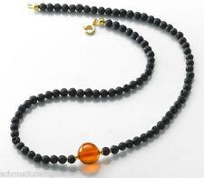 Handgefertigte natürliche Modeschmuck-Halsketten & -Anhänger für Damen