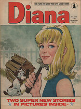 Diana Magazine No. 449 25 September 1971  Pete Brady  Jill Kerman Tony Blackburn
