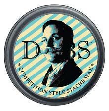Dubs Stache Wax Moustache Wax - 1.3 oz tin