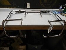 honda gl1000 goldwing markland chrome rail guard saddlebag light bar gl1100 1100