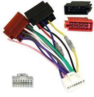 Adaptateur ISO câble fiche faisceau autoradio pour ALPINE TDM 7522 M