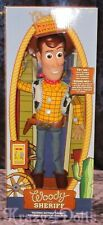 Disney Toy Story Interactive Talking Woody Action Figure Doll NEW!