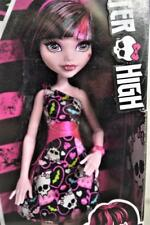 New Mattel Monster High Draculaura Doll Ages 6+