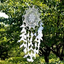 Large Size Dream Catcher Knitted Cotton Handmade Craft Room Wall Decoration