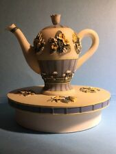 Debbie Mumm ~ Lily Of The Valley Teapot ~ Candletopper ~ NEW/BOX