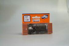 1:87 Roco Minitanks 240 Unimog S 404 ,Nuevo