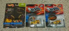 Hot wheels Pit Crew Collector Edition #36 M&M'S car & Tool Box + 2 Others