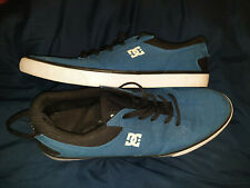 DC Shoes Nyjah Vulc Tx (dark antique/blue)