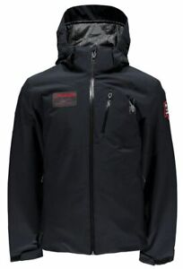 Spyder Mens Gtx Tripoint Jacket (zips are yellow, not black as shown)