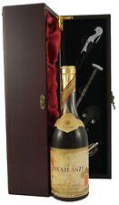 Tokaji Aszu 3 putts 1953 (50cl) in a gift box with  accessories, 1 x 500ml