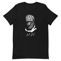 Palestine Short Sleeves Unisex Bella+Canvas T-Shirt  Kufyti Hawyti