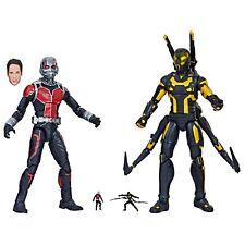 """no Box"" Hasbro Marvel Legends 10th Anniversary Ant-man & Yellow Jacket AU"