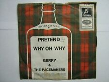 GERRY & THE PACEMAKERS 45 TOURS GERMANY PRETEND