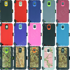 for Samsung Galaxy Note 3 Case Cover w/ (Belt Clip fits Otterbox Defender)
